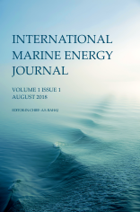 Front cover of IMEJ Vol 1. No. 1