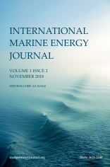 Front cover of IMEJ Vol 1. No. 2